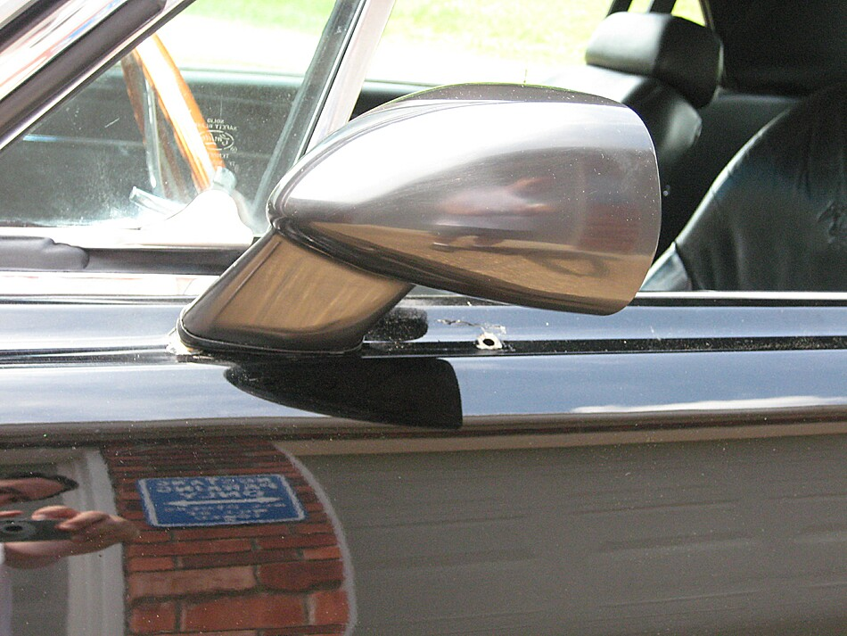 New Power Side Mirrors Vintage Mustang Forums